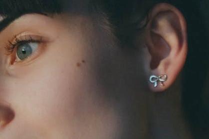 Woman's Ear Anatomy Suitable for Snug Piercing