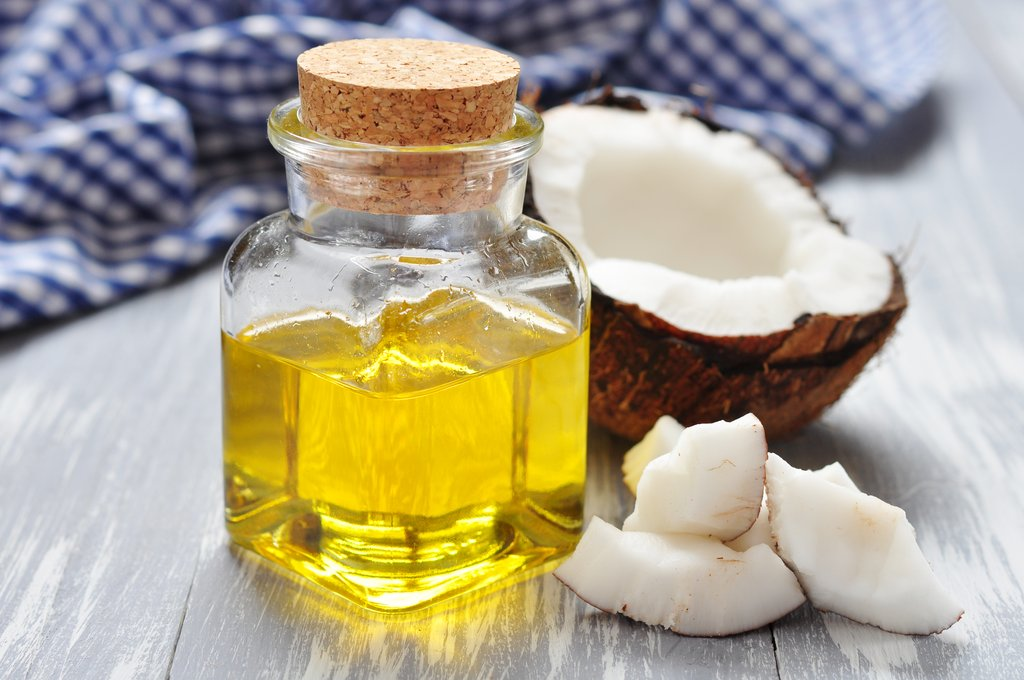 Coconut Oil For Tanning