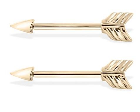 Golden arrow barrel