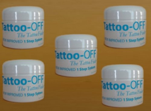 Tattoo-Off Removal System