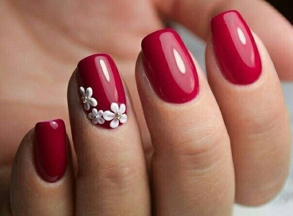What has however changed over the years is that lovers of fashion have come  up with mind-blowing red nail designs. - 8 Splendid Red Nail Designs Ideas For A Classic Seductive Look