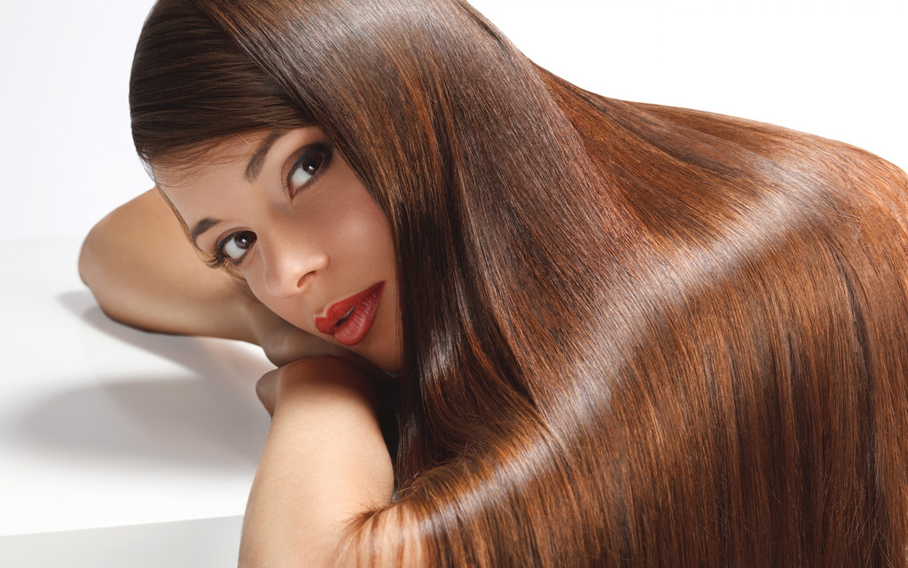 Long and Silky Hair