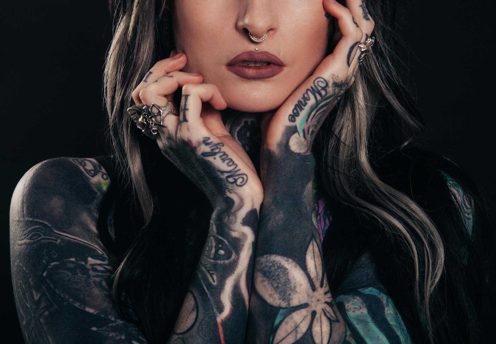 Vaseline on Tattoos