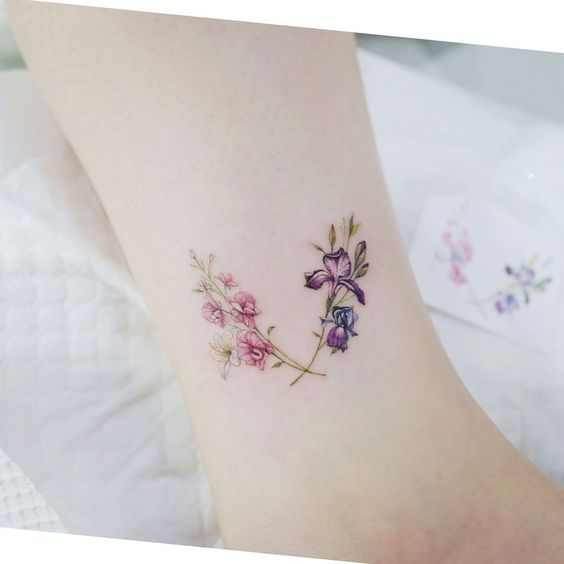 61525393d The Ultimate Guide to Watercolor Tattoos | Beauty Logic Blog