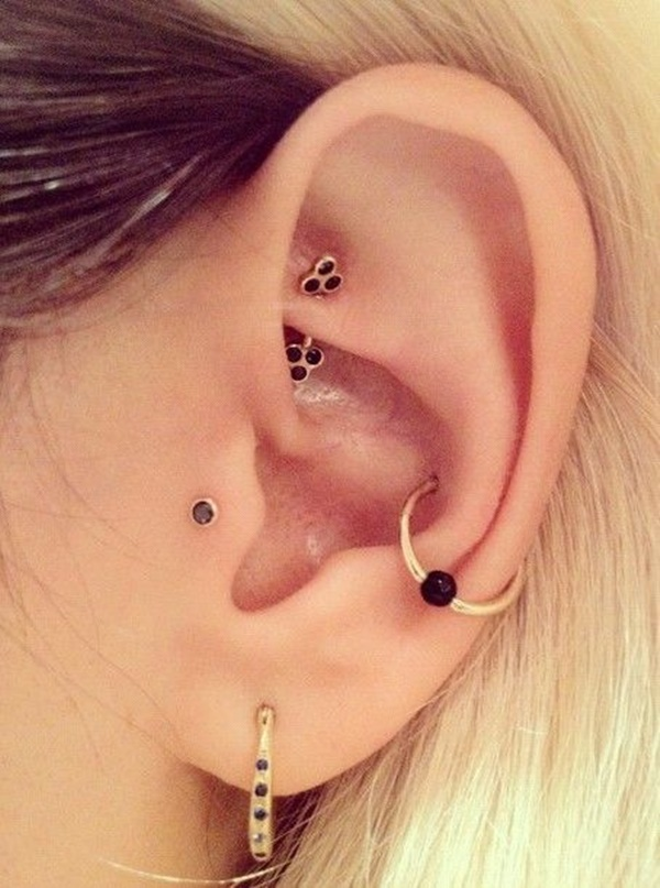 Conch Piercing Guide What To Expect Before And After The Piercing