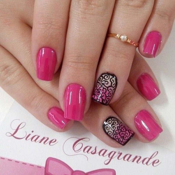 Top 6 Pink Nail Designs to Make Your Nails Look Amazing